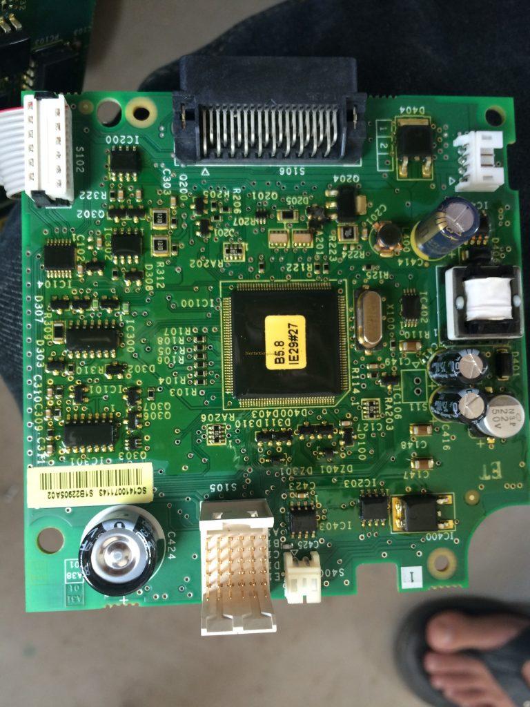 Board CPU